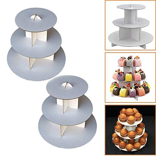 Top 10 Cardboard Cupcake Stand – Cupcake Stands