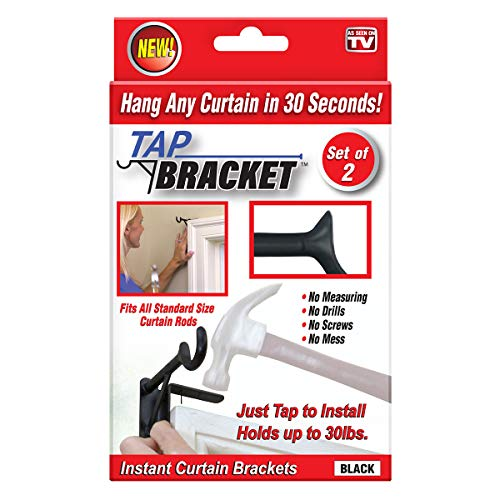 Top 10 Kwik Hang Curtain Rod Brackets – Window Treatment Hardware