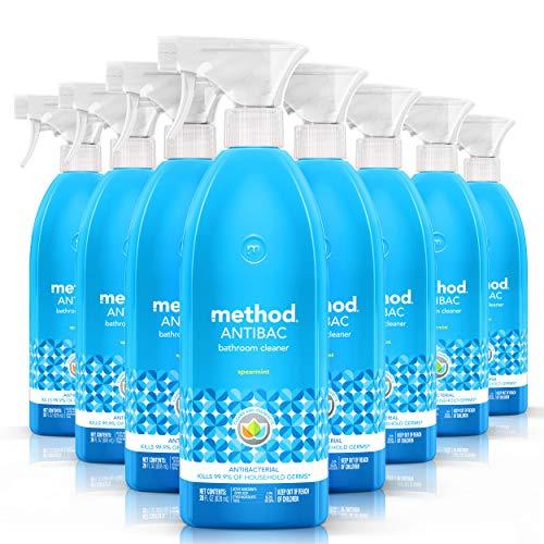 Top 4 Method Bathroom Cleaner – Multipurpose Bathroom Cleaners