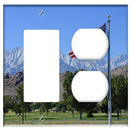 Top 10 Sierra Nevada Flag – Wall Plates