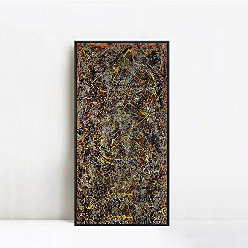 Top 7 Jackson Pollock Number 5 – Posters & Prints