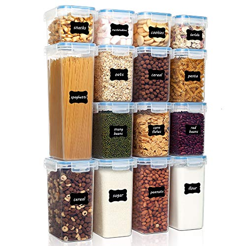 Top 10 Airtight Food Storage Containers with Lids – Food Container Sets