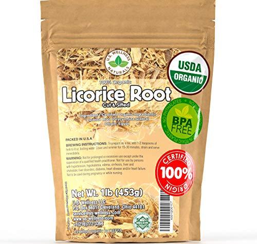 Top 8 Licorice Root Organic – Herbal Tea
