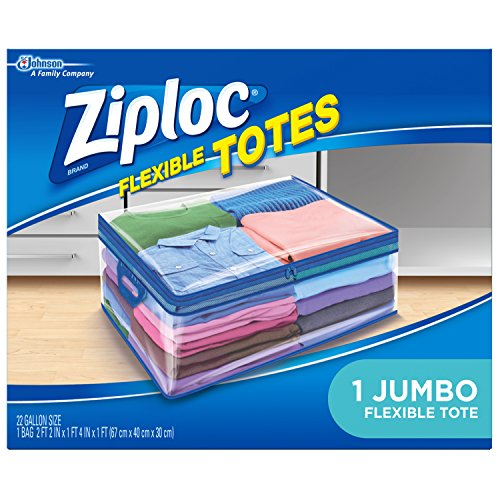 Top 9 Ziploc Bags for Clothes – Space Saver Bags