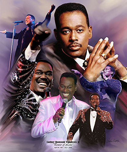 Top 7 Luther Vandross Poster – Posters & Prints
