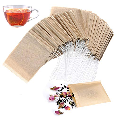 Top 8 Empty Tea Bags for Loose Tea Made in The Usa – Tea Filters