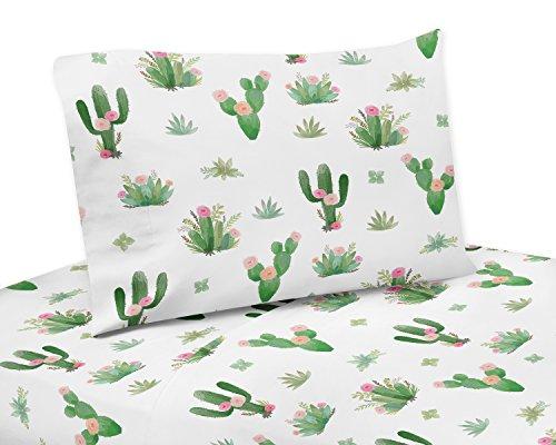 Top 10 Cactus Sheets Twin – Kids' Sheet & Pillowcase Sets