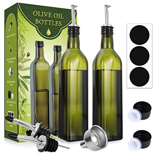 Top 10 Oil Dispenser Bottle Glass – Oil Dispensing Bottles