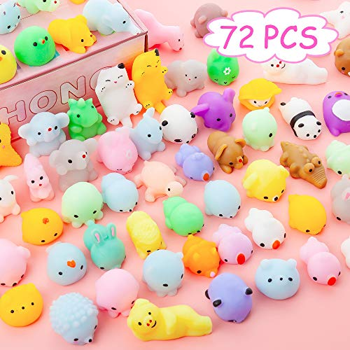 Top 10 Squishy Toys for Kids – Kids' Party Favor Sets