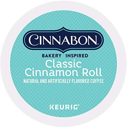 Top 10 Cinnabon K Cups Coffee – Single-Serve Coffee Capsules & Pods