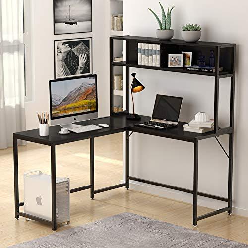 Top 10 Corner Desk with Shelves – Home Office Desks