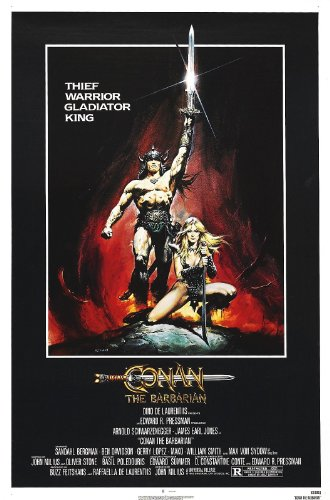 Top 6 Conan The Barbarian Poster – Posters & Prints