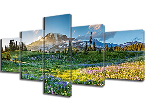 Top 10 Mt Rainier Wall Art – Posters & Prints