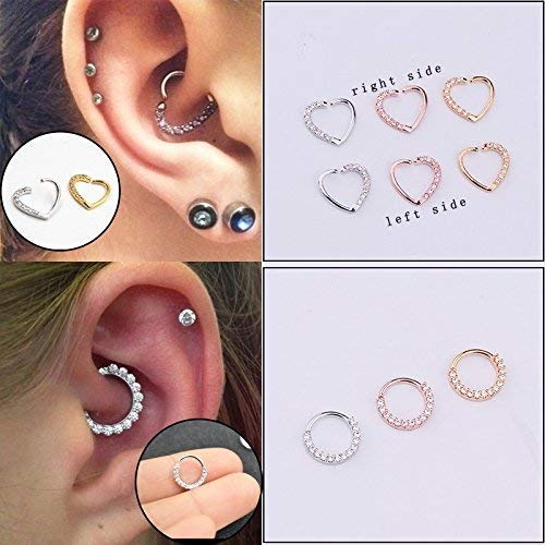 Top 10 Tragus Hoop Earrings – Kitchen & Dining Features