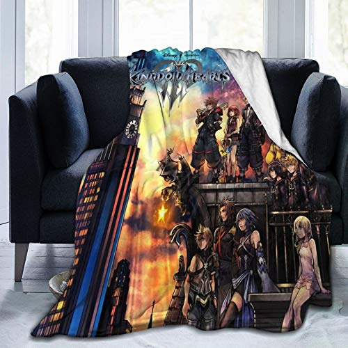 Top 8 Kingdom Hearts Blanket – Bed Throws