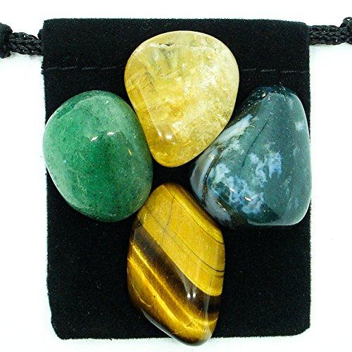 Top 10 Abundance and Prosperity Crystals – Indoor Fountain Stones & Sea Glass