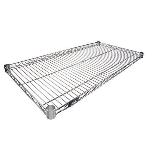 Top 9 Nexel Wire Shelving – Standing Shelf Units