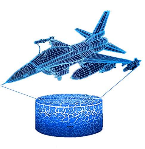 Top 9 Fighter Jet Decor – Night-Lights
