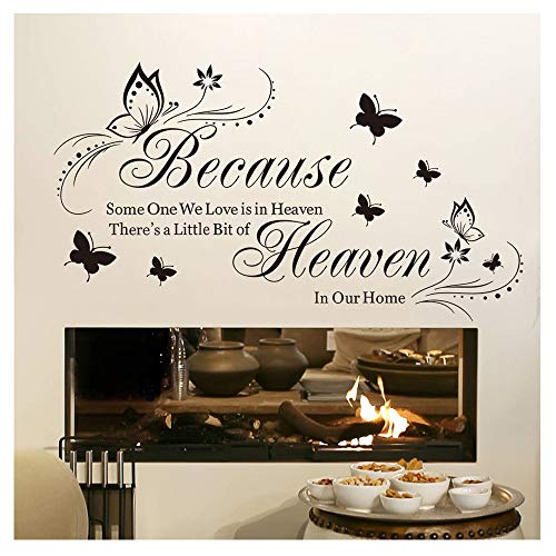 Top 9 Heaven Wall Decal – Wall Stickers & Murals