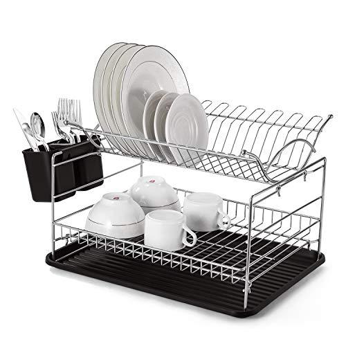 Top 10 2-Tier Dish Drying Rack – Dish Racks