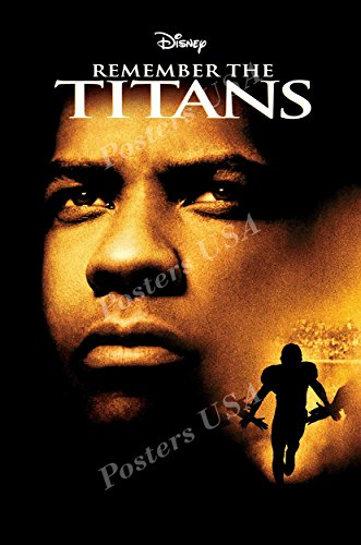 Top 7 Remember The Titans Movie Poster – Posters & Prints
