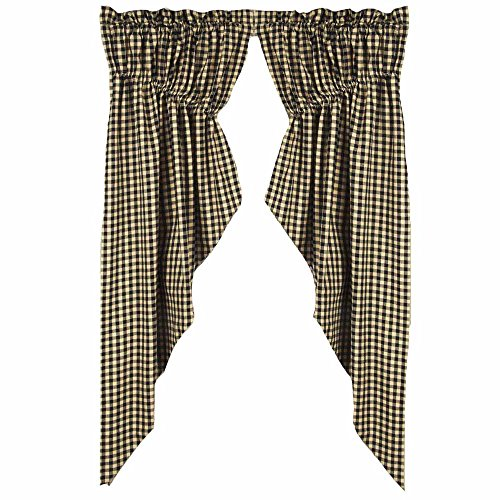 Top 9 Gathered Swag Curtains – Window Treatment Valances