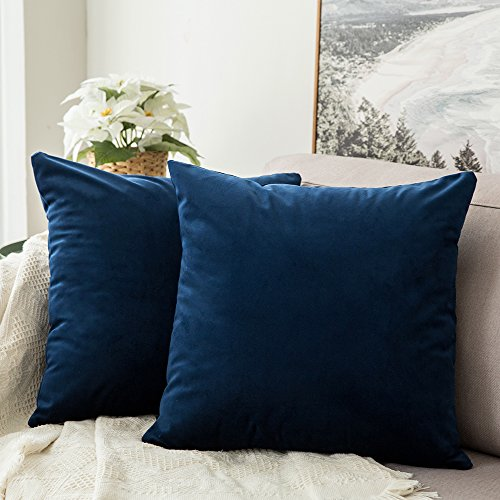 Top 10 22×22 Pillow Cover Set of 2 – Throw Pillow Covers