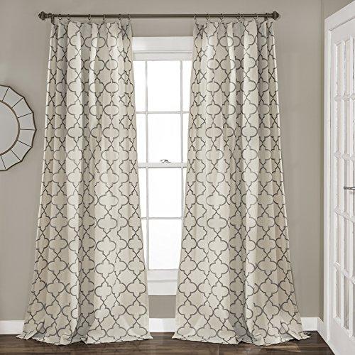 Top 10 Trellis Curtain Panels – Window Curtain Panels