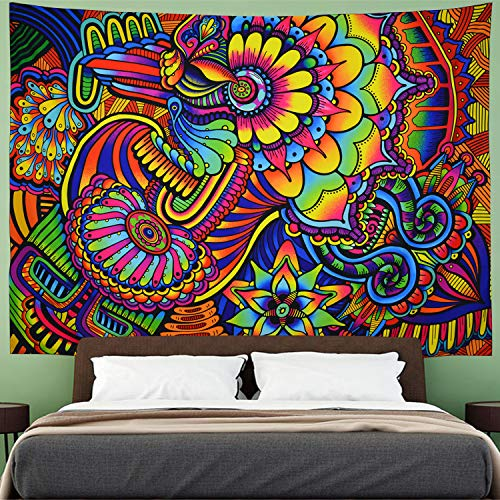 Top 10 Amhokhui Psychedelic Tapestry – Tapestries