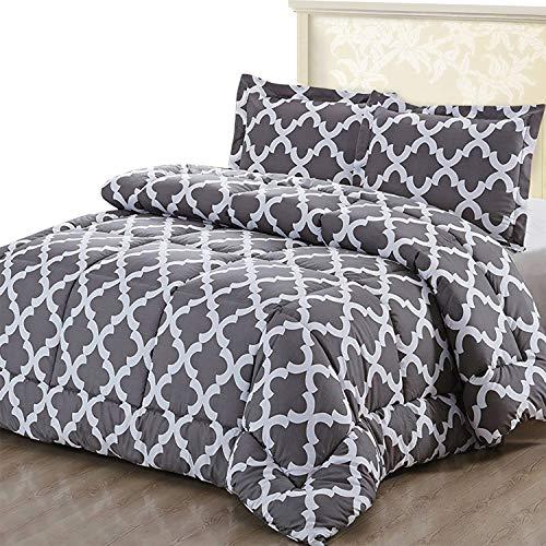 Top 10 Queen Bed Comforter Set – Bedding Comforter Sets